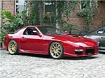 Oilli's S4 Mazda RX-7 Turbo II - Insane