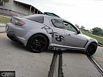 Chad's 2004 Turbo Charged Mazda RX-8 - Zert
