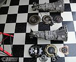 RX-7 New trans, clutch kit, flywheel