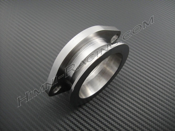 "V-Band Downpipe Adapter Flange - 2 Bolt To 3"" V-Band"