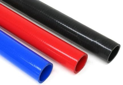 "Itsu 3.00"" Straight Silicone Hose - 3 Foot Long"