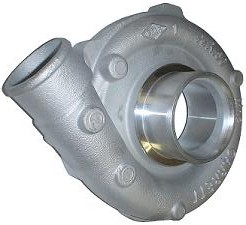 "Garrett T3/T04E Compressor Housing, 57 Trim 2.75"" INLET"