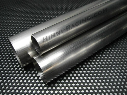 "Himni 3.00"" Inch Straight Pipe - Stainless Steel Tube"
