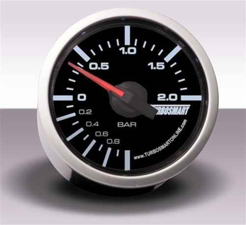 TurboSmart Boost Gauge (2.0 BAR)